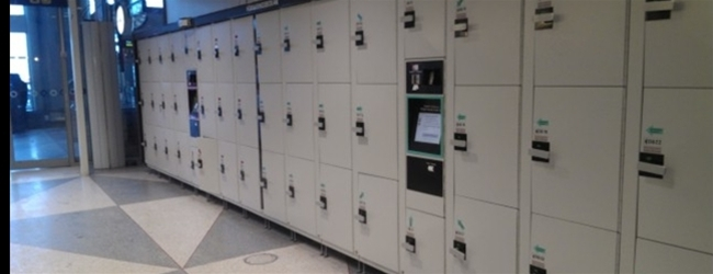 More luggage lockers to Stockholm Central Station
